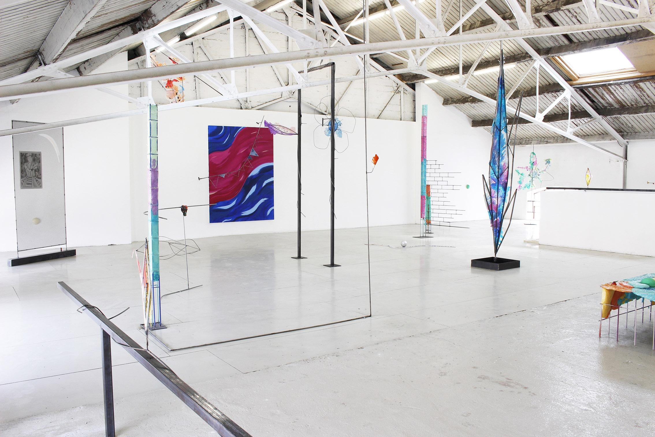 Romain Vicari - NEW WORLD - Les Ateliers Vortex