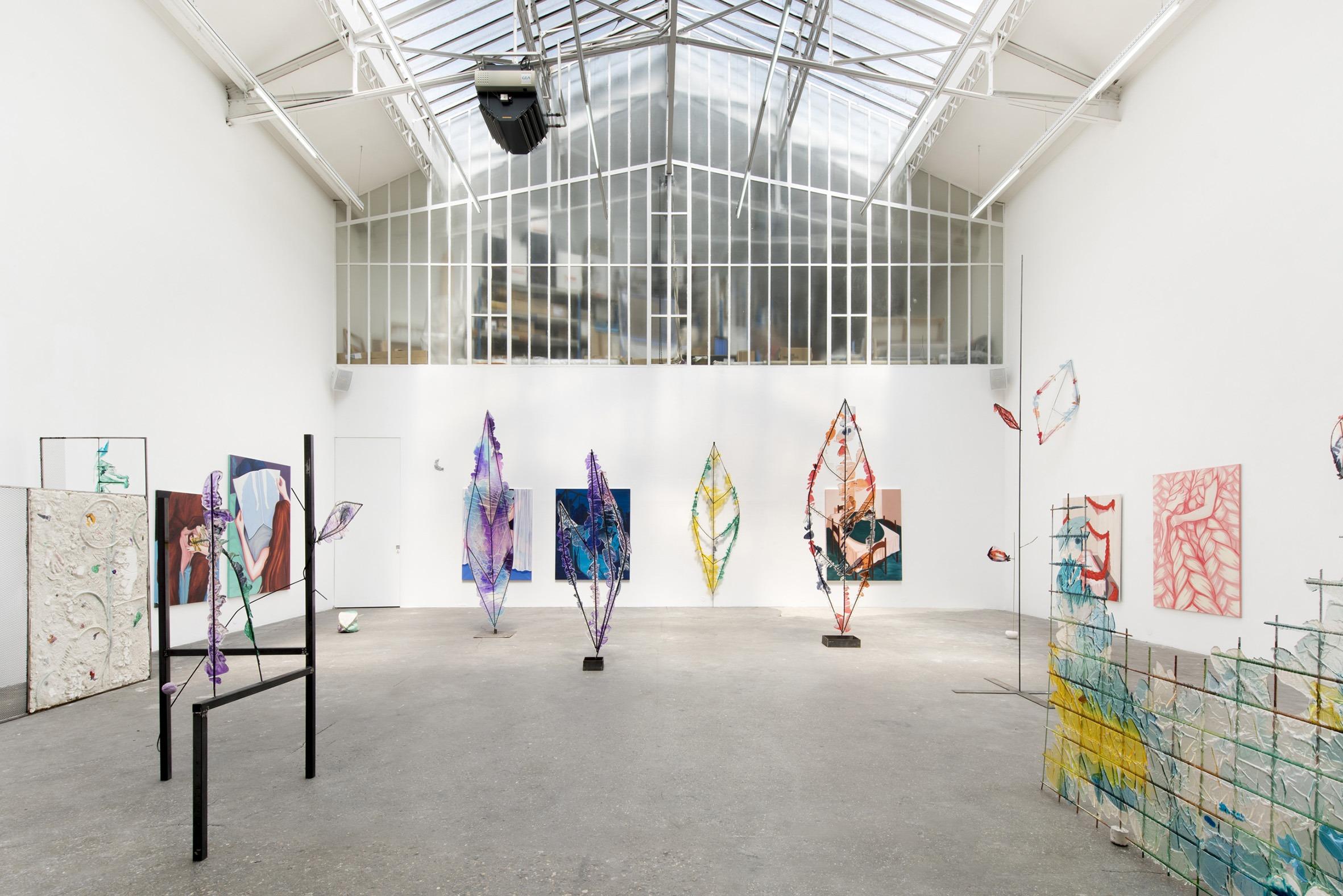 Biennale de la Jeune Création 2016 - La Graineterie, Houilles