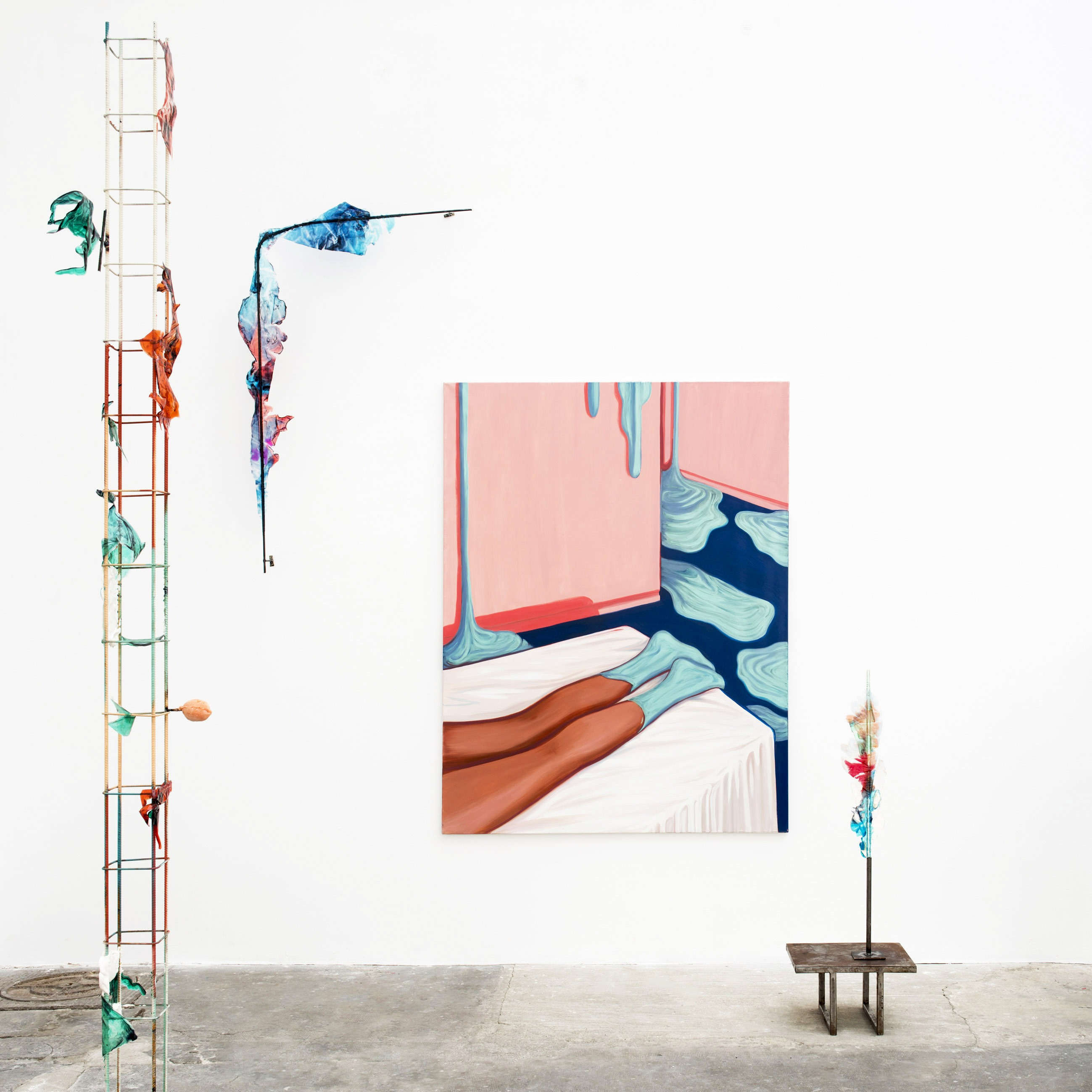 Duo Show avec Lise Stoufflet / Galerie Bugada & Cargnel