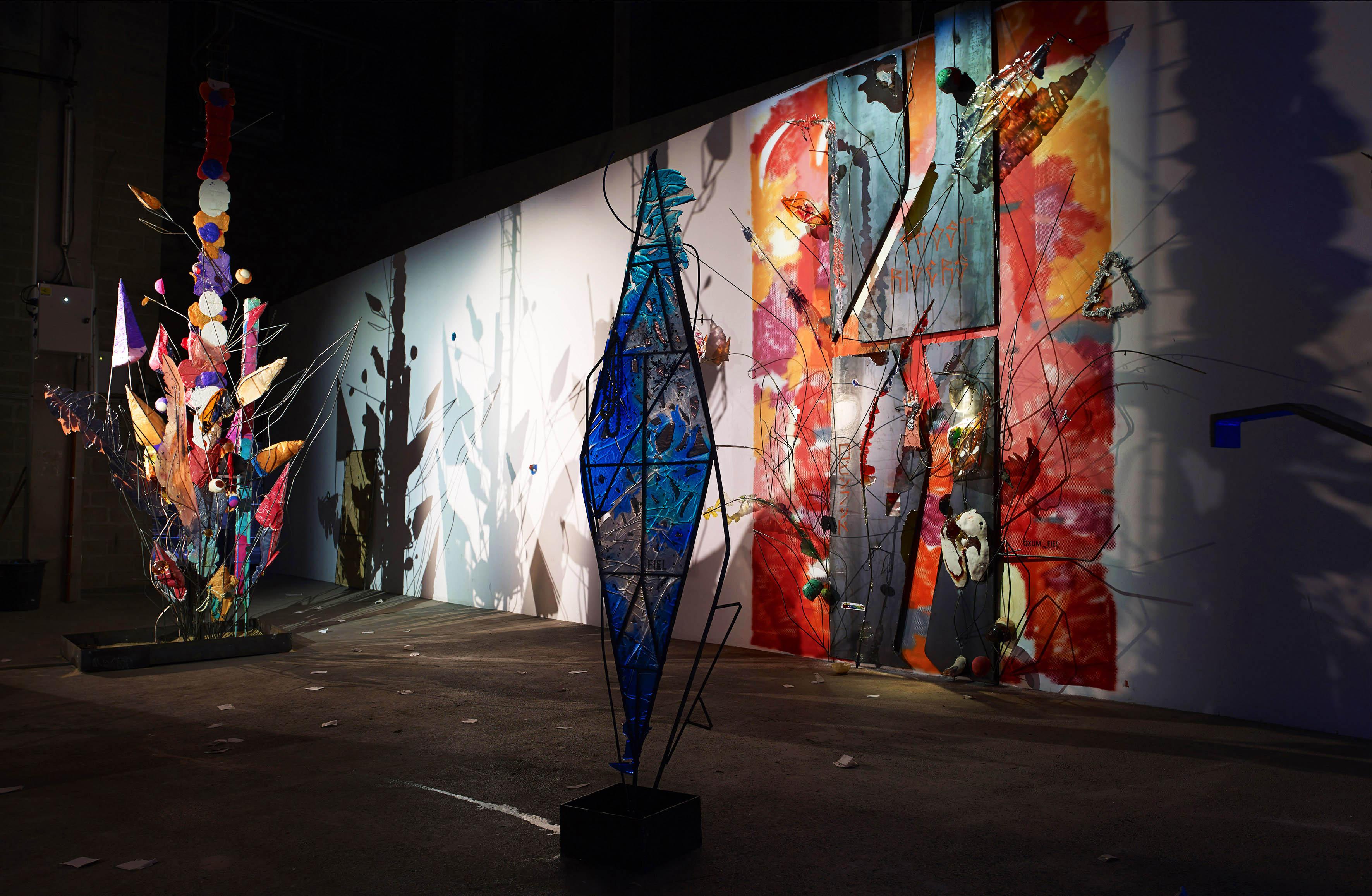 Palais de Tokyo 2018 Romain Vicari Prix des Amis du Palais de Tokyo